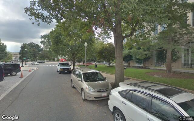 parking on Maryland Ave NE #410 in Washington