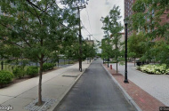 parking on Washington Street in Jersey City