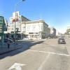 Outside parking on Washington Street in Oakland