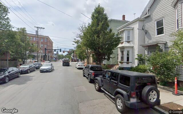 parking on Washington Street in Somerville