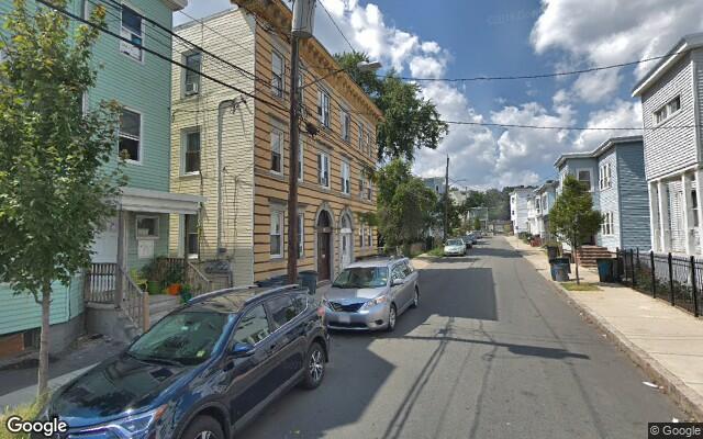 parking on Watts Street in Chelsea
