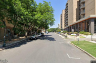 parking on West 23rd Street in Austin
