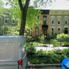 Garage parking on West Dickens Avenue in Chicago