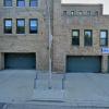 Garage parking on West Fletcher Street in Chicago