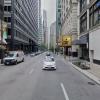 Garage parking on West Monroe Street in Chicago