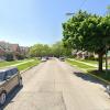 Garage parking on West Newport Avenue in Chicago