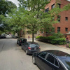Covered parking on West Wrightwood Avenue in Chicago