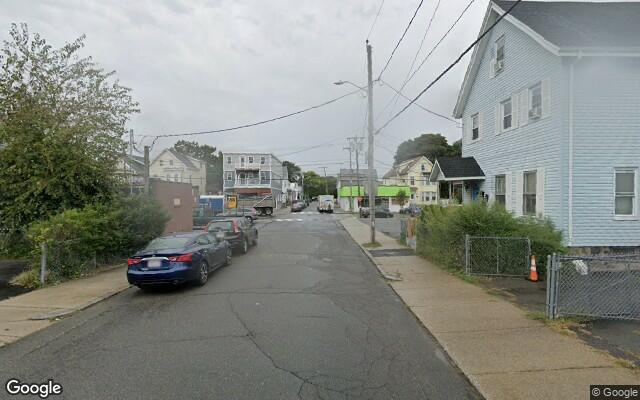 parking on Whitman Street in Malden