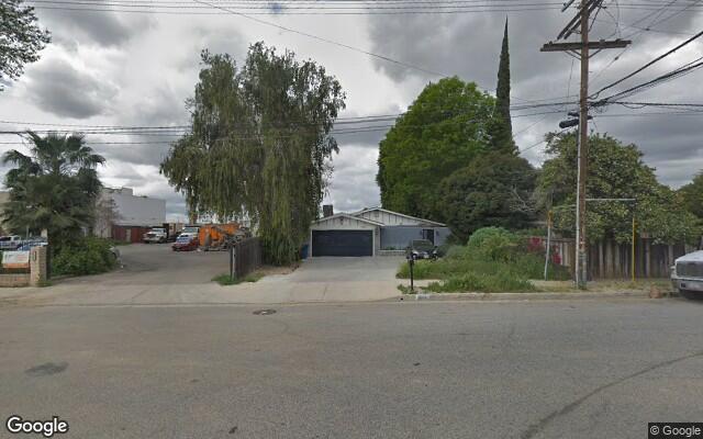 parking on Wilbur Ave in Northridge