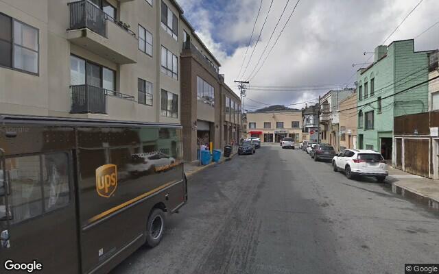 parking on Wilder St in San Francisco