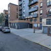 Garage parking on Willoughby Avenue in Brooklyn