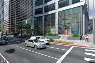 parking on Wilshire Boulevard in Los Angeles
