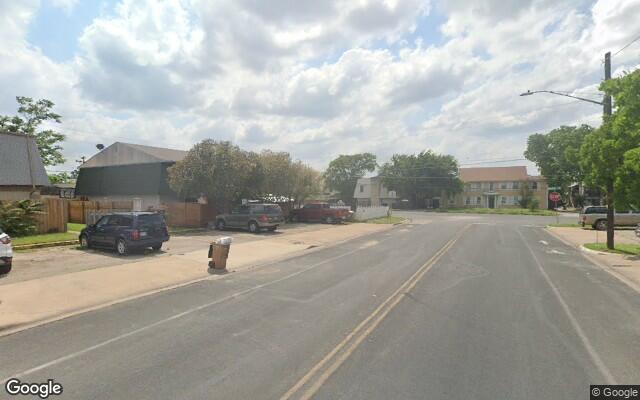 parking on Wooten Park Drive in Austin
