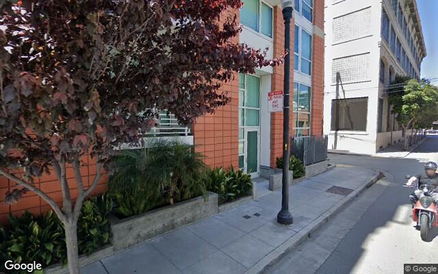 parking on Zoe Street in San Francisco
