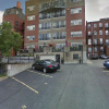 Outdoor lot parking on East Broadway in South Boston Naval Annex
