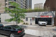 parking on West 95th Street in New York City
