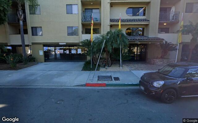 parking on 3rd Avenue in San Diego