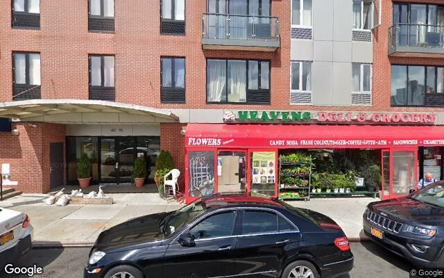 parking on 60-70 Woodhaven Boulevard in Queens