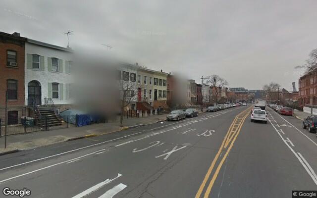 parking on 9th Street in Brooklyn