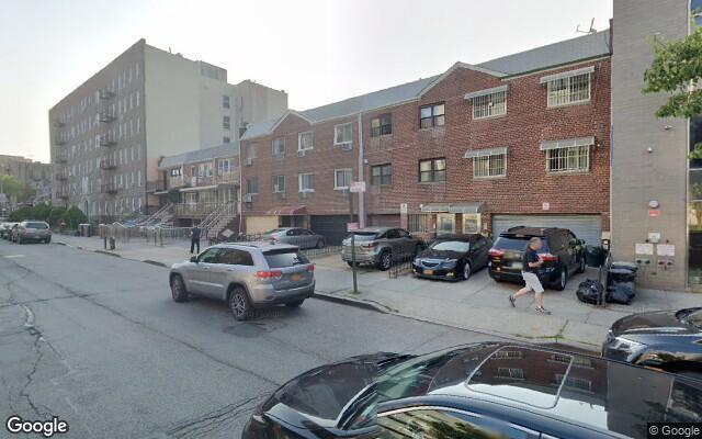 parking on Bay Parkway in Brooklyn