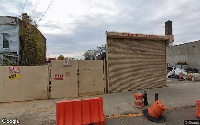 parking on Berriman Street in Brooklyn