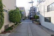 parking on Burton Way in Los Angeles