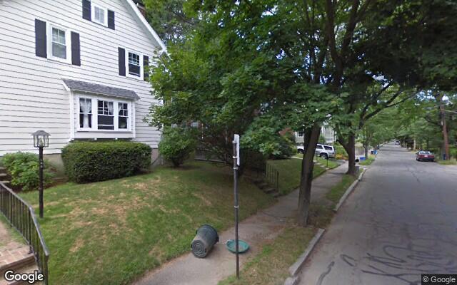 parking on Clark Rd in Brookline