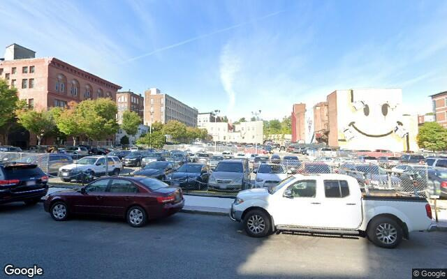 parking on Commercial Street in Worcester