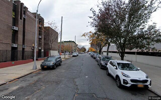 parking on Dean Street in Brooklyn