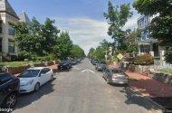 parking on E Street Northeast in Washington