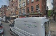 parking on Hanover St in Boston