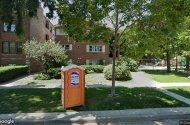 parking on Hinman Avenue in Evanston