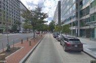 parking on K Street Northwest in Washington