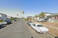parking on Law Street in San Diego