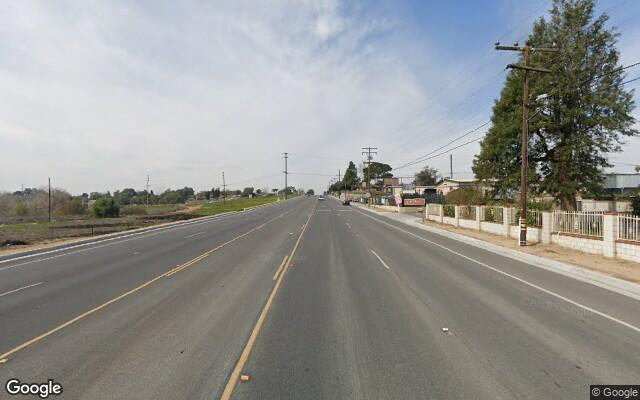 parking on Limonite Ave in Mira Loma