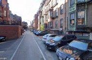 parking on Marlborough Street in Boston