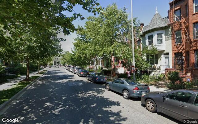 parking on Monroe Street Northwest in Washington