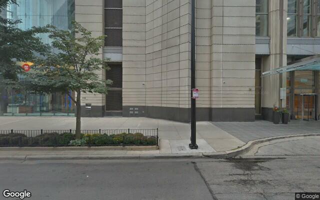 parking on North Mcclurg Court in Chicago