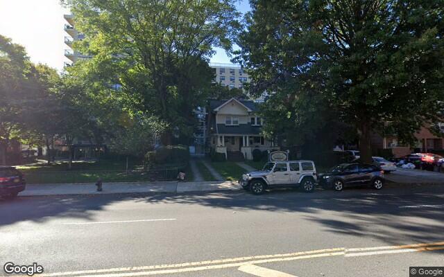parking on Ocean Avenue in Brooklyn