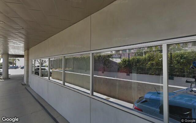 parking on Ocean Avenue in Santa Monica