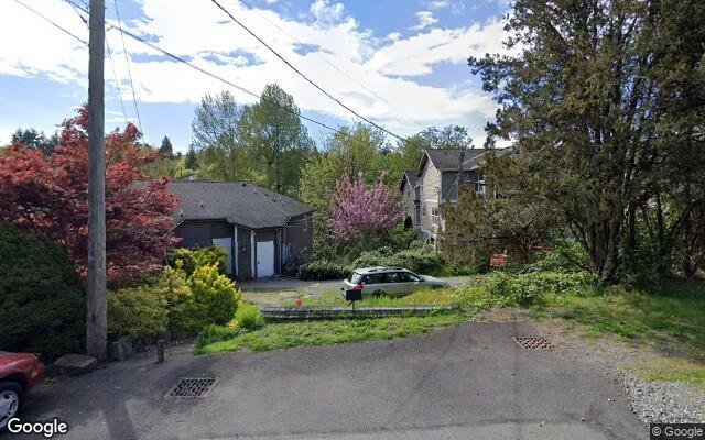 parking on Ravenna Ave NE in Seattle