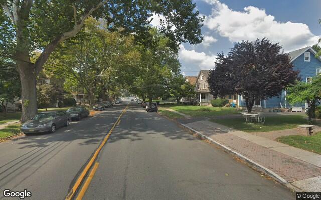 parking on S Ave W in Westfield