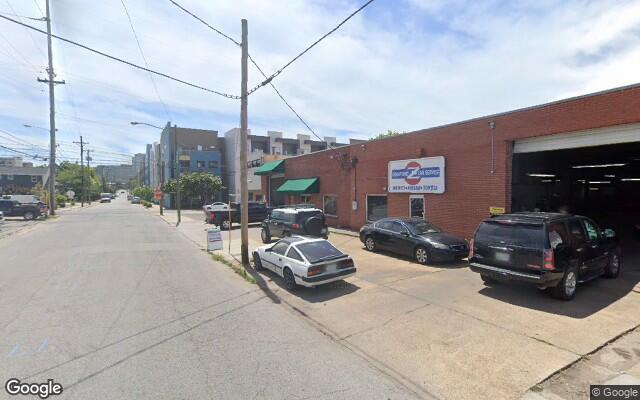 parking on State Street in Nashville