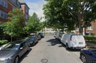 parking on V Street Northwest in Washington
