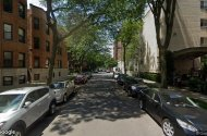 parking on West Balmoral Avenue in Chicago