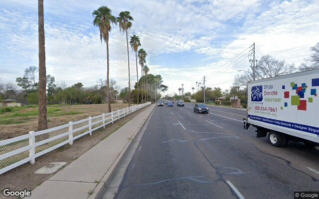 parking on West Bethany Home Road in Phoenix