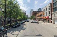 parking on West Superior Street in Chicago