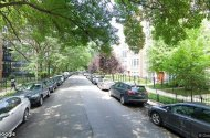 parking on West Wrightwood Avenue in Chicago