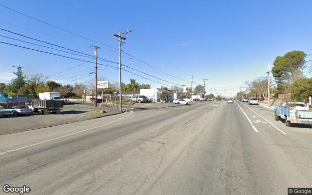 parking on Windover Way and Pacheco Boulevard in Martinez