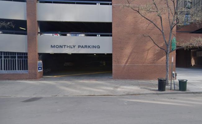 parking on 17th Street in Denver